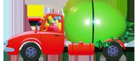 доставка воздушных шаров